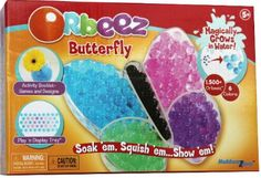 The Playful Otter: Orbeez Butterfly Water Beads