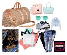 """Ready to travel✈️"" by mina-smith1 on Polyvore"