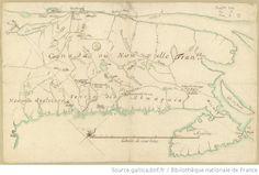 Canada ou Nouvelle France, Nouvelle Angleterre, Terres des Abnaquis - 1