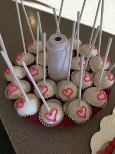 Sweetheart Cake Pops