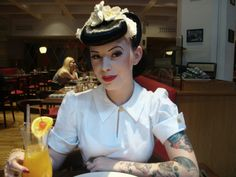Image detail for -rockabilly hairstyles for girls. 2010 rockabilly girls