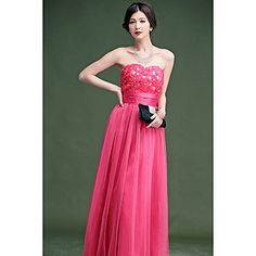 Vestido de princesa Rose Women'sStrapless – EUR € 25.73