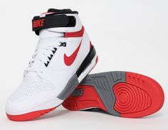 6183a219a66 Chris Webber s first signature Nike shoe. Always liked these ...