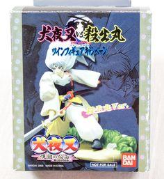 InuYasha Sasshomaru Mini Figure Bandai JAPAN ANIME MANGA RUMIKO TAKAHASHI
