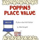 Students practice place value with a popcorn theme....