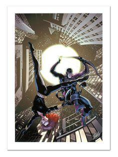 Hand Signed Marvel Adventure Super Heroes