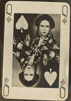 """Lise Deharme por Man Ray. """" The lady of the Glove"""". 1931"""