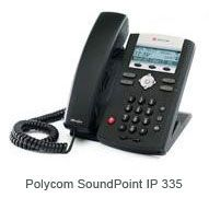 SoundPoint IP 335 phone - Polycom two-line SIP desktop telephone - buy your Hosted IP-PBX or Softswitch SIP phones from Telephone Magic at wholesale prices! Home Phone, Phone Service, Phone Plans, Office Phone, Computer Accessories, Landline Phone, Entry Level, Electronics, Business