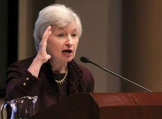 """Janet Yellenha sido elegida por el Presidente Obama para presidir la Reserva Federal, y este nombramiento la convierte en la mujer más poderosa del planeta, dependiendo de sus decisiones al frente de la FED, la marcha de la economía mundial. """"Janet Yellen: Un ejemplo a seguir"""" en #TheSocialMediaLab.   Puedes acceder al artículo completo desde el siguiente enlace http://tsmlab.org/1da2g07.  ¡Comparte, Opina y no te olvides de darle a Me Gusta!"""
