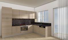 Τι ντουλάπια κουζίνας να επιλέξω; Divider, Kitchen Cabinets, Room, Furniture, Home Decor, Bedroom, Decoration Home, Room Decor, Cabinets