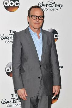 "Clark Gregg attends ""A Celebration of Barbara Walters Cocktail Reception Red Carpet"" at Four Seasons Restaurant in New York on May 14, 2014. Check out other Celebs Spotted  at Four Seasons Restaurant! http://celebhotspots.com/hotspot/?hotspotid=5856&next=1"
