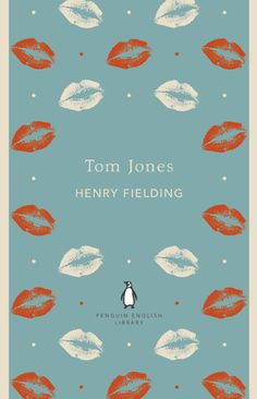 Tom Jones by Henry Fielding (£5.99)