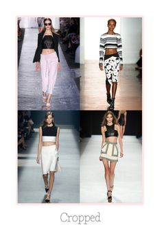 NYFW SPRING 2014 TRENDS: cropped