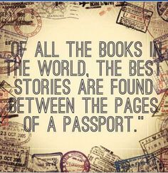 So true~~ WAIT NO I CAN'T CHOOSE IF I LIKE TRAVELLING OR READING MORE.... then again, who gives a crap; I love both.