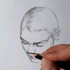 Human Figure Drawing, Body Drawing, Life Drawing, Pencil Art Drawings, Art Drawings Sketches, Academic Drawing, Robot Art, Sketch Design, Art Tutorials