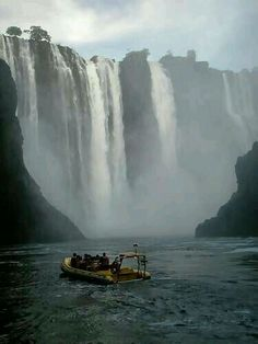 Victoria falls is considered to be one of the seven wonders of the world lacated in Zambezi