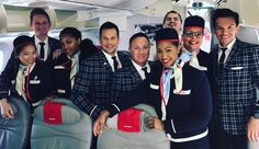 From @vivicherie Thank you @flynorwegian for giving me a new sky family that I love and adore just as much as my old sky family! My families are #United by wings! I'm lovin the crews! Lol #gratitude #crewlove #comeflywithme  #flynorwegian #crewlife #norwegian #norwegianair #crewfie  #wanderlust #travelbug #timetofly #flightattendant #flightattendantlife  #instagood #marchmakeupmadness #beautyblogger #travel #maga  #globetrotter #avgeek #limelightbyalcone #skyfamily #motivation #goals…