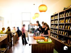 Waterloo Tea. Redefining tea culture