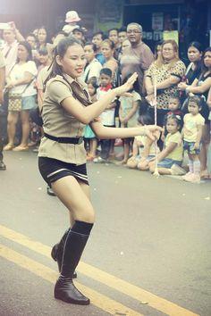 Baton Girl