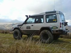 300Tdi Land Rover Discovery 3dr special modification