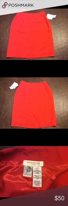 💜JONES NY 💜KORS💜 BCBG bundle Jones NY NWT Red wool skirt fully lined buttons and zips on side small slit in back size 6p , black Michael Kors top NWT chains in sleeve,  BCBG dress size small not new with tag but excellent condition sz S   #1307 Jones New York Skirts