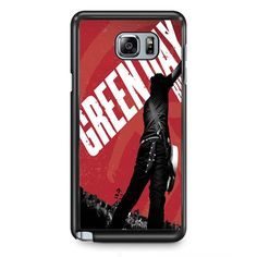 Green Day TATUM-4852 Samsung Phonecase Cover Samsung Galaxy Note 2 Note 3 Note 4 Note 5 Note Edge