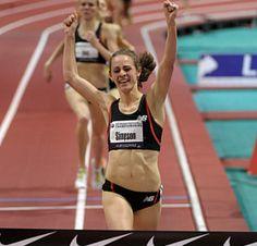 USA Track & Field - Jenny Simpson