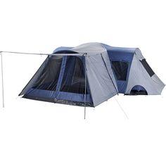 Spinifex Jardine Tent Blue u0026 Silver | Anaconda $419.99  sc 1 st  Pinterest & OZTRAIL PACIFIC CROSS Family Dome Tent - SLEEPS 15 PEOPLE ...