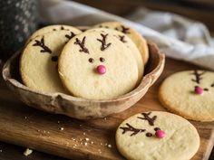 Rudolph auf deinem Keksteller: Süße Rentier Cookies