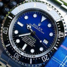 Rolex Oyster Perpetual Date DeepSea Sea-Dweller @majordor.com | www.majordor.com
