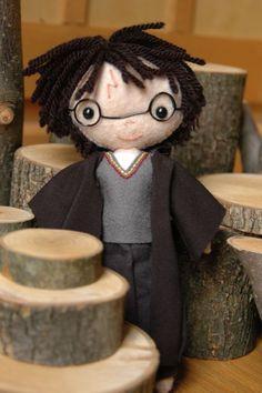 Harry Potter doll