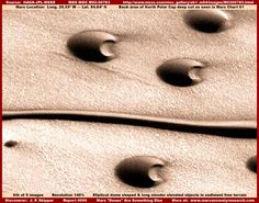 """Some Mars """"Dunes"""" Are Something Else"""