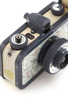 @Patrick Farrell, @Kary Gaskill   La Sardina Lomography Camera in Copernicus, #ModCloth