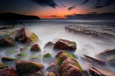 Turimetta Beach, Northern Beaches, Sydney, NSW Australia | Photographer Yury Prokopenko
