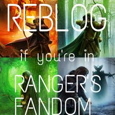 I thought we decided on Ranger Corps for are fandom name, but repinning anyways