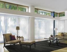 Luxaflex Luminette Privacy Sheers now feature a Travelling Wand Operating System (designed for child safety) allowing you the perfect blend of curtains and blinds from a single control.