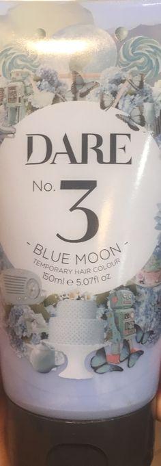 Temporary Hair Color, Blue Moon, Snow Globes, Beauty, Home Decor, Decoration Home, Room Decor, Full Moon, Beauty Illustration
