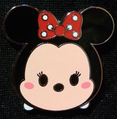 View Pin: Disney Tsum Tsum Mystery Pin Pack - Minnie ONLY