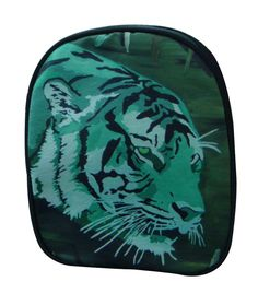 262265503583 Tiger Purse Backpack by Salvador Kitti Perfect by SalvadorKitti
