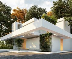 "19.7k Likes, 47 Comments - Amazing Architecture (@amazing.architecture) on Instagram: ""Villa design / concept #3 by @farhang.architect #greenhouse #archiviz #3dmax…"""