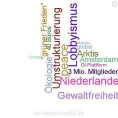 Welche international tätige Organisation suchen wir? Lösung: http://schlagwort-quiz.de/raetsel/171