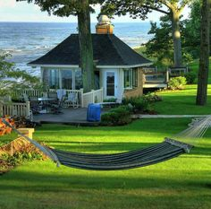 8/20/16 Dear Ramonita, I am so sorry I've missed the past few days , I have a family member sick. I hope your week has been fabulous my sweet friends. I found this seaside cottage with a hammock waiting for you please enjoy! 💕💕Mary