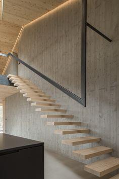 Home Stairs Design, Railing Design, Interior Stairs, Home Interior Design, Railing Ideas, Stair Handrail, Staircase Railings, Staircase Ideas, Loft Stairs