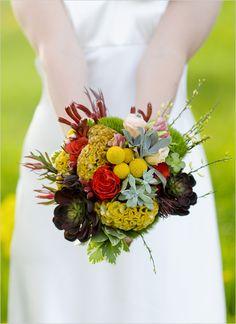 Tuscan Picnic Wedding Inspiration
