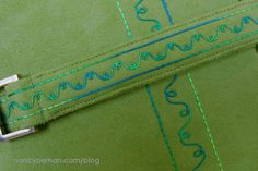 Bobbin Work | Thread Work | Sewing With Nancy | Nancy Zieman