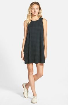 Free shipping and returns on Socialite Plaid Sleeveless Shift Dress at Nordstrom.com. Classic Buffalo checks add a timeless touch to a cute sleeveless shift dress cut with a swingy silhouette.