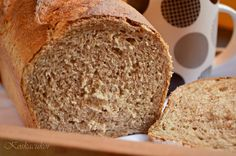 Vegan Bread, How To Make Bread, Bread Baking, Banana Bread, Food And Drink, Healthy Recipes, Cooking, Cake, Breads