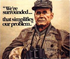 "General Lewis B. ""Chesty"" Puller"