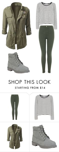 """""""Untitled #579"""" by deima-835 ❤ liked on Polyvore featuring Miss Selfridge, MANGO and Timberland"""