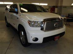2013 Toyota Tundra, 21,968 miles, $44,927.